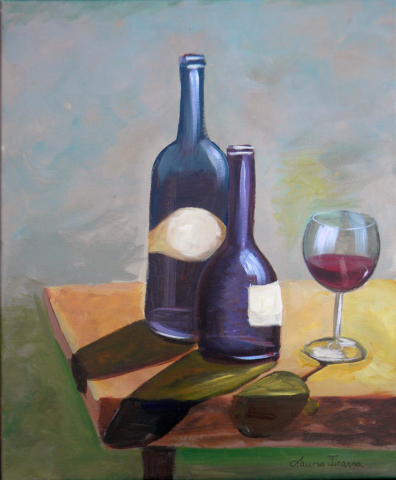 still life painting gallery laura ficarra