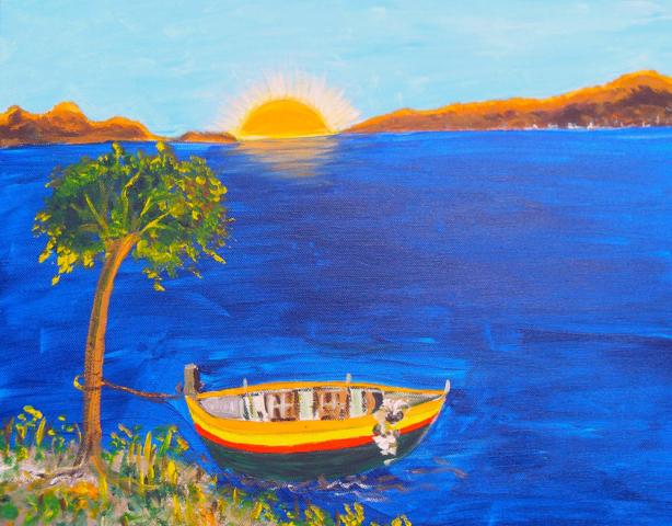 saliboat art online gallery