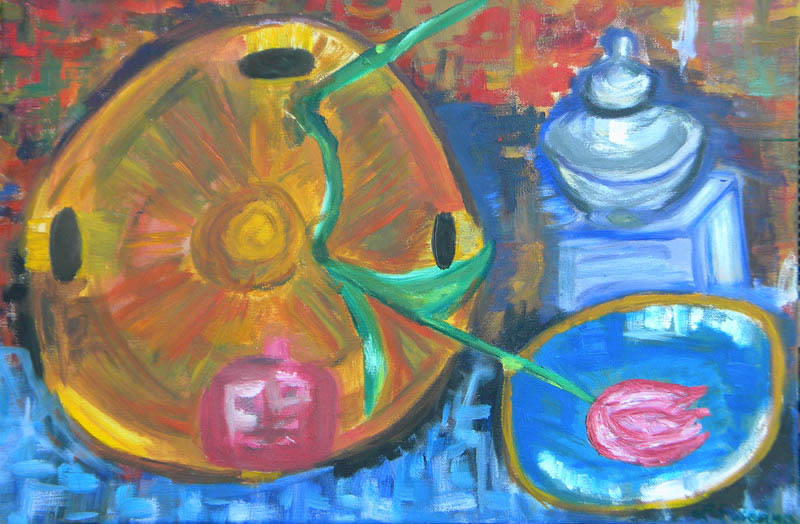 still life painting online gallery